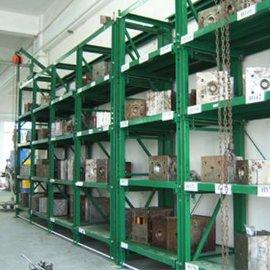 小金口模具货架,水口模具摆放架,三栋模具架价格