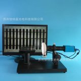 平整度检测视频显微镜 工业电子放大镜CCD显微镜厂家 卧式显微镜
