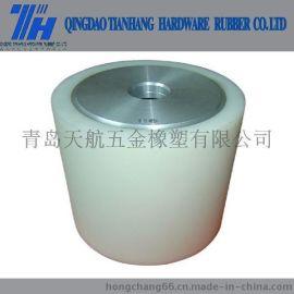 青岛厂家供应高弹力耐高温打印机橡胶辊 聚氨酯胶辊 硅胶辊