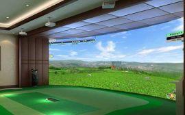 长沙室内模拟高尔夫-进口高尔夫模拟器