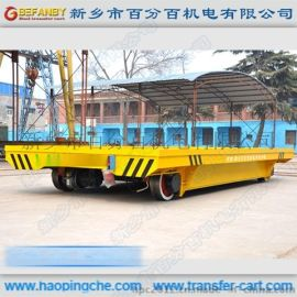 9吨无轨模具搬运车50吨物料运输车