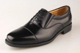 厂家直销07三接头常服皮鞋