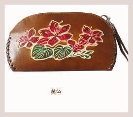 深圳手袋厂 新款时尚复古经典中国风 秋冬  新款 零钱包手拿包