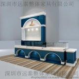 高档水晶展柜/Aorora欧式风格水晶饰品展示柜深圳展柜厂