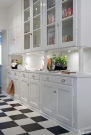 PVC板材制作的橱柜、浴室柜