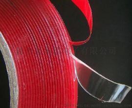 低密度白色PE泡棉双面胶带 YDP1005W工业胶带生产厂家