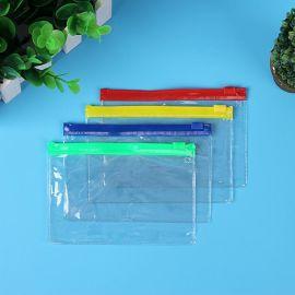 智腾zt-72彩色PVC资料袋收纳袋考试袋厂家