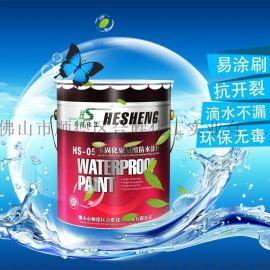 厂家直供 广东防水 建筑防水材料 水固化聚氨酯防水涂料
