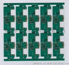 金税盘U10线路板PCB, 双面板,沉金,0.8-FR-4,1oz,CNC