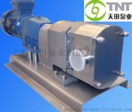 天田泵业TRA系列蝴蝶型凸轮转子泵