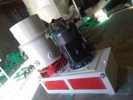 供应塑料薄膜团粒机商标纸混炼造粒机