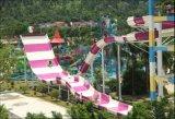 水上樂園設備-衝天回旋滑梯