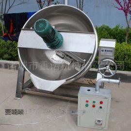 电加热不锈钢导热油600夹层锅