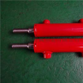 一件定制 厂家直销 非标油缸 液压缸 微型液压油缸25/40-107