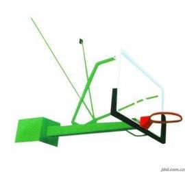 君诚405壁挂式篮球架 轻质篮球架价格