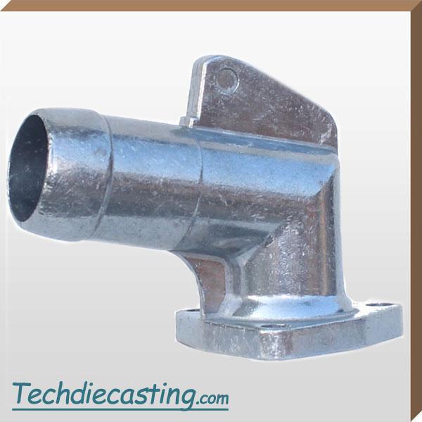 铝合金汽车配件、铝合金汽车接头、铝合金汽车管路接头