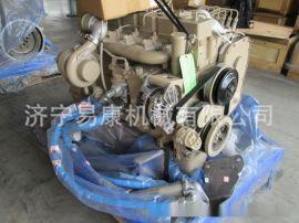 现代335-7挖掘机康明斯6C8.3发动机