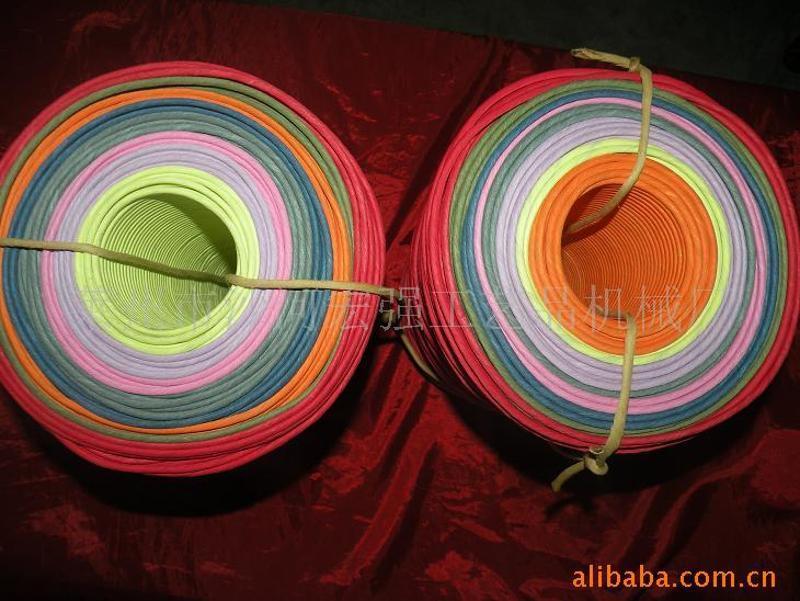 供应制绳机(多功能1股-多股,塑,纸,麻,草,原料