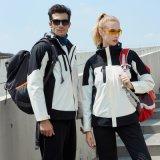 秋冬裝戶外男女三合一衝鋒衣防風保暖可脫卸兩件套定製團體登山服
