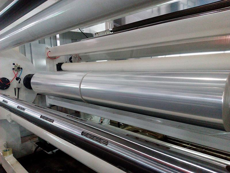 厂家专业生产ASA挤出流延机 ASA树脂膜生产线欢迎选购