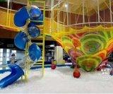 室內親子餐廳樂園設施 彩虹樹繩網迷宮健身蹦蹦牀 兒童樂園設備