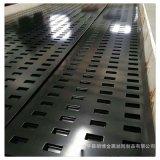 厂家直销瓷砖展示冲孔网挂板 黑色烤漆洞洞板方孔 冲孔板 可定做