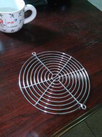 散热风扇  高品质镀镍金属铁护网罩