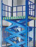 升降机厂家生产剪叉式固定升降机图片实例,