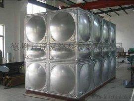 方形不锈钢组合水箱 不锈钢生活水箱多少钱