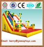 供应儿童充气滑梯 充气组合滑梯 充气游乐设备 JMQ-P129A