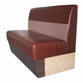 卡座沙发生产厂家, ktv卡座沙发, 定做沙发卡座众美德