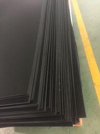 供应橡胶发泡海绵 闭孔EPDM-6018橡胶泡棉 黑色EPDM发泡材料