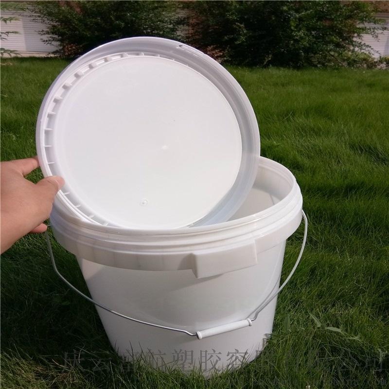 山東30升廣口化工塑料桶 30L塑料罐規格