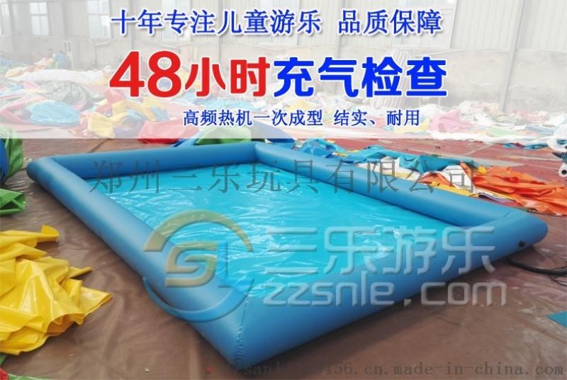 廣東佛山充氣遊池兒童游泳設備哦