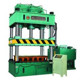 液压双缸四柱液压机, 宽台面四柱液压机、液压拉伸机