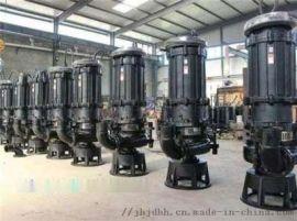 自带绞吸 潜污泵山东江淮JHG立式潜水泥砂泵规格多样