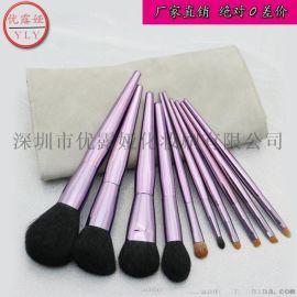 新款10化妆刷套装初学者美妆工具