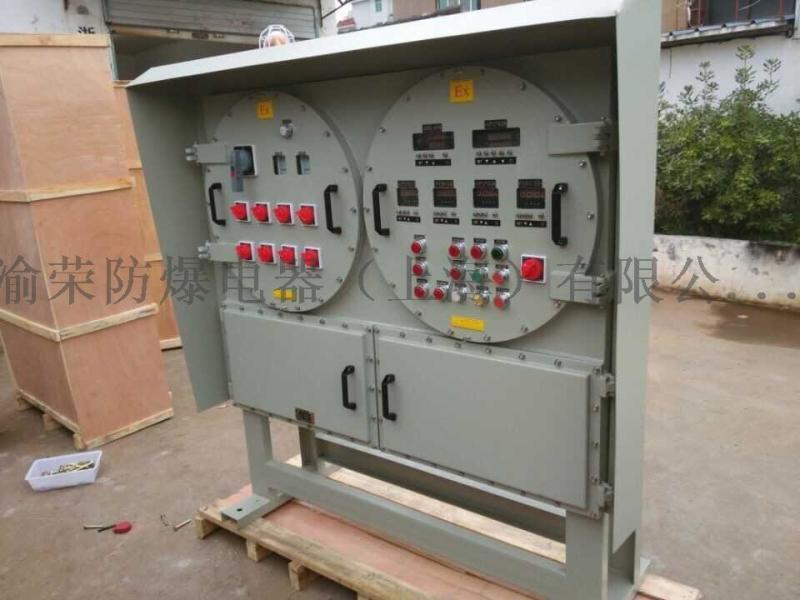 上海渝荣专业各类非标粉尘防爆配电箱定做