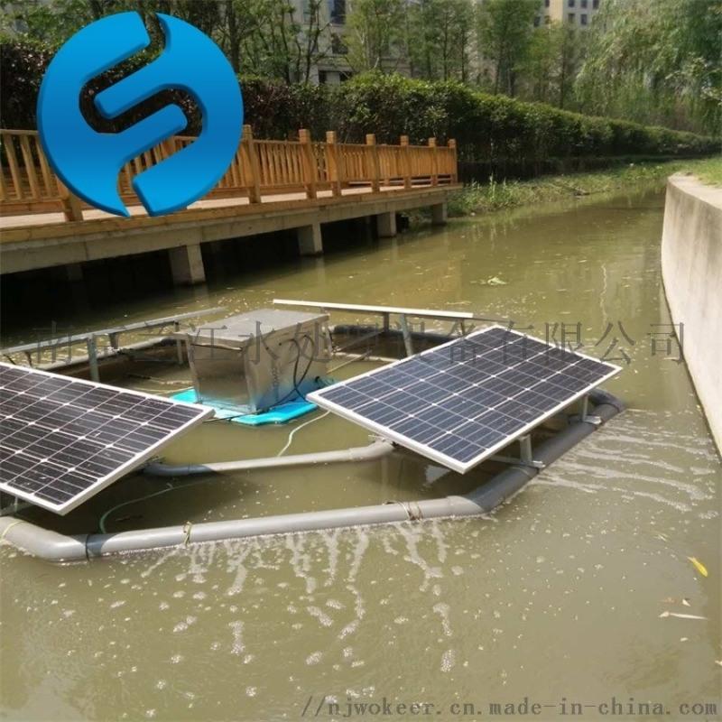 節能型太陽能曝氣機優勢