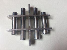 厂家直供5管单层钕铁硼强磁磁力架