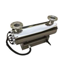 厂家定制水处理环保紫外线杀菌消毒器 原水消毒设备