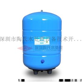 6G压力桶 6加仑压力桶 储水桶 压力罐净水机配件