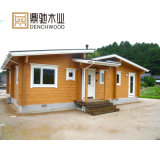 預裝配房屋 木製農村自建房組裝可移動加拿大木屋