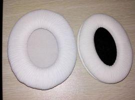 定製筆記本耳機海綿套 多媒體掛耳式耳機皮耳套