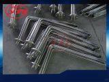 L型法蘭式電加熱管  廠家直銷