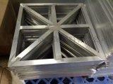 中式铝窗花-方管烧焊铝窗花【生产工艺】