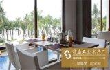 餐厅家具批发 餐桌椅子组合实木方形圆形餐桌定制