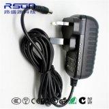 路盛源-热卖5V2A欧规电源适配器LED灯条/POS机/电视机顶盒/电子琴开关电源