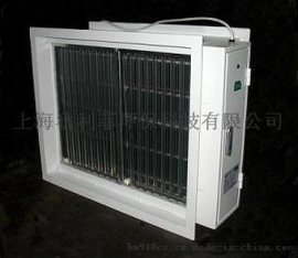 空调风管空气杀菌除尘烟净化器风道式商用全国联保等离子加氧
