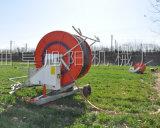旭阳大型农田节能喷灌机 农场灌溉移动式卷盘式喷灌机